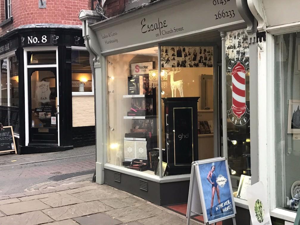 Escape Hair Salon Hereford