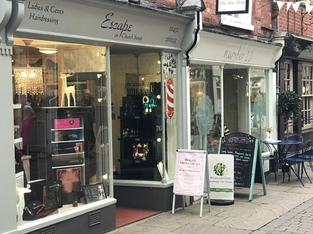 Escape Hair Salon Hereford